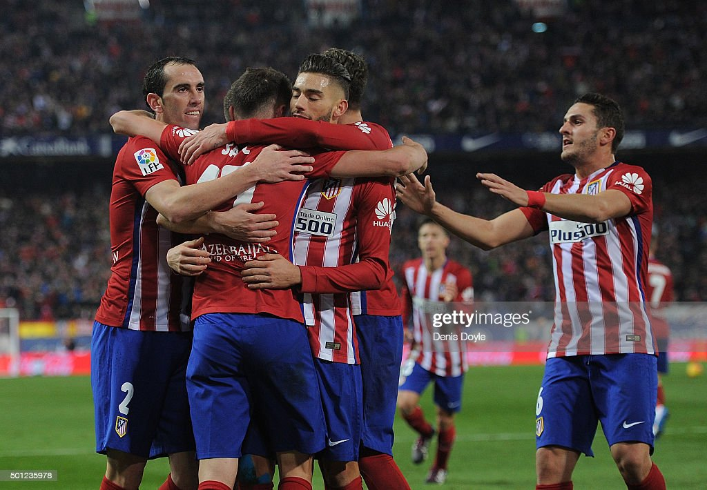 Club Atletico de Madrid v Athletic Club - La Liga : News Photo