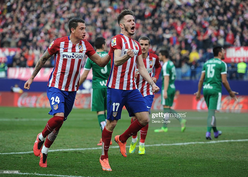 Club Atletico de Madrid v SD Eibar - La Liga