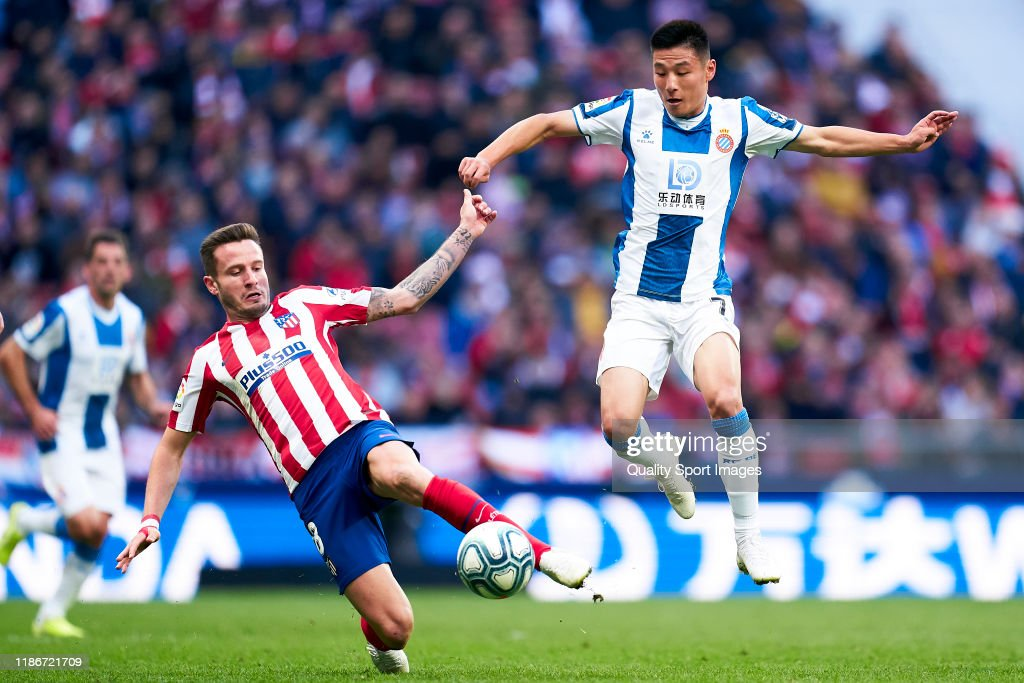 Club Atletico de Madrid v RCD Espanyol  - La Liga : News Photo