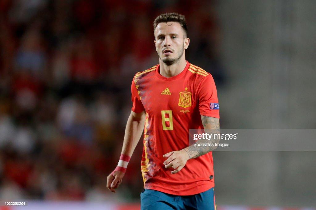 Spain  v Croatia  -UEFA Nations league : News Photo