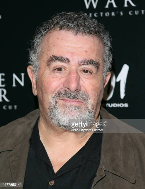 """Saul Rubinek arrives at the Los Angeles Special Screening of """"The Current War: Director's Cut"""" on October 23, 2019 in Los Angeles, California."""