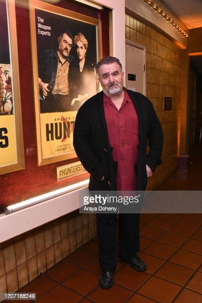 Saul Rubinek at Amazon Prime Video's Hunters Grindhouse Experience VIP Preview on February 18, 2020 in Los Angeles, California.