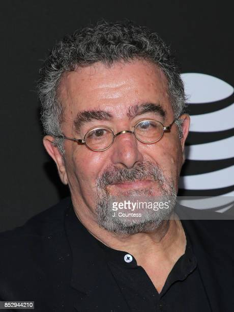Saul Rubinek attends the 21st Annual Urbanworld Film Festival at AMC Empire 25 theater on September 23, 2017 in New York City.