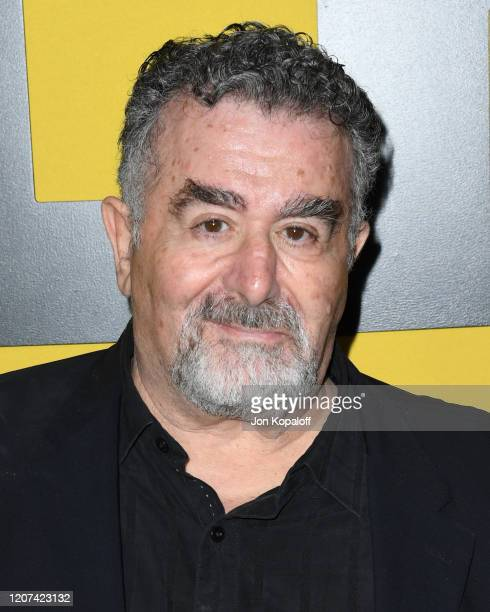 """Saul Rubinek attends the premiere of Amazon Prime Video's """"Hunters"""" at DGA Theater on February 19, 2020 in Los Angeles, California."""