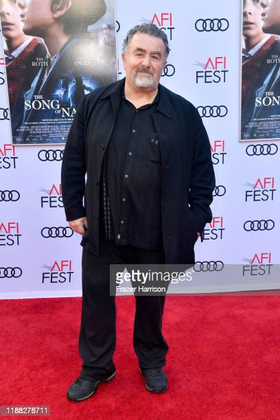 """Saul Rubinek attends """"The Song Of Names"""" Premiere at AFI FEST 2019 presented by Audi at TCL Chinese 6 Theatres on November 17, 2019 in Hollywood,..."""