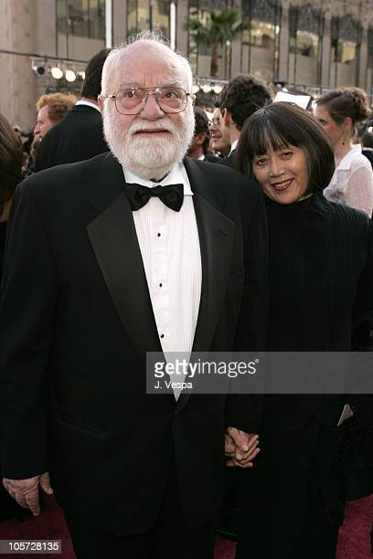 Saul Zaentz producer during The 77th Annual Academy Awards Executive Arrivals at Kodak Theatre in Hollywood California United States