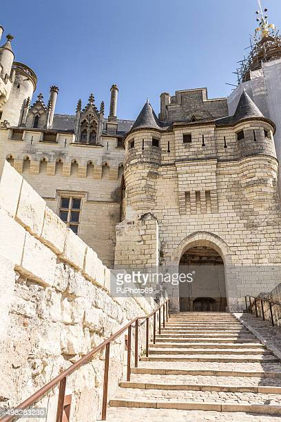 Samur Castle-Loire-Tal (Frankreich