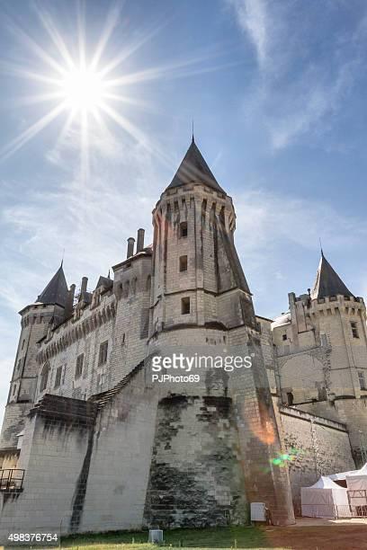 Saumur Castle - Loire Valley (France)