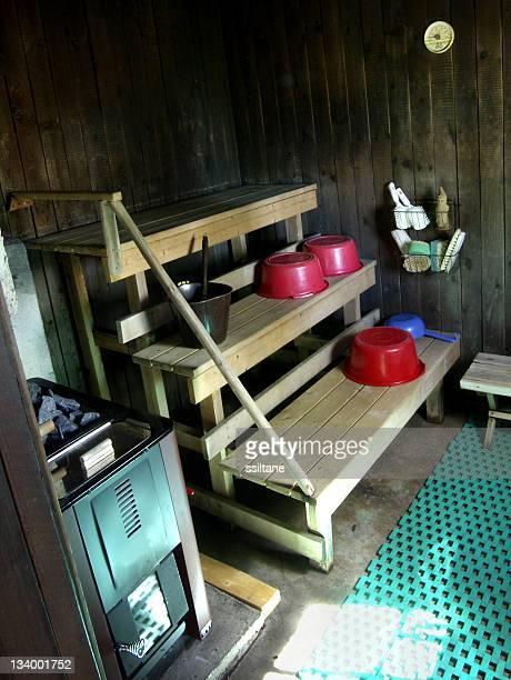 Sauna da Finlândia