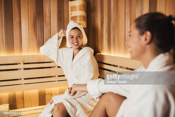 saunakabine - sauna stock-fotos und bilder
