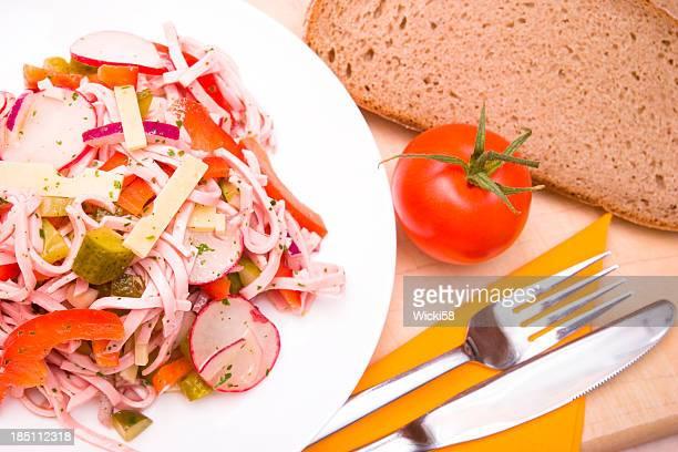 Wurst-Salat Style