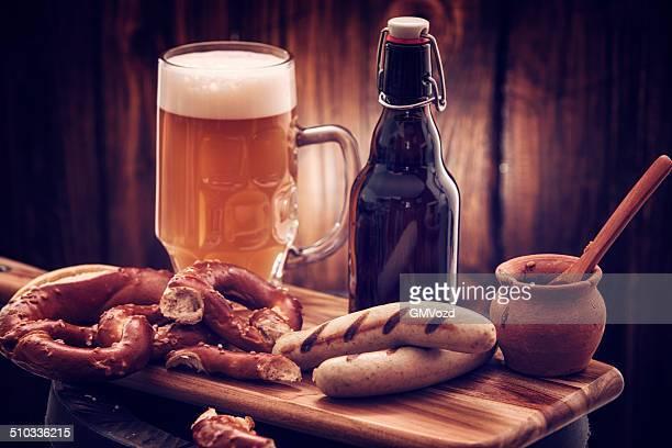 Sausages and Beer