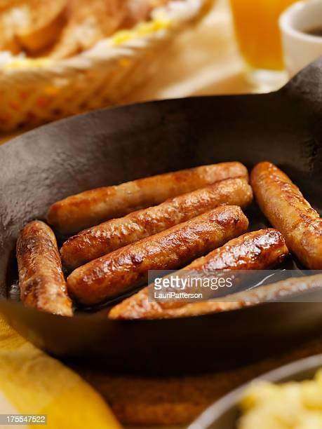 Sausages and Eggs