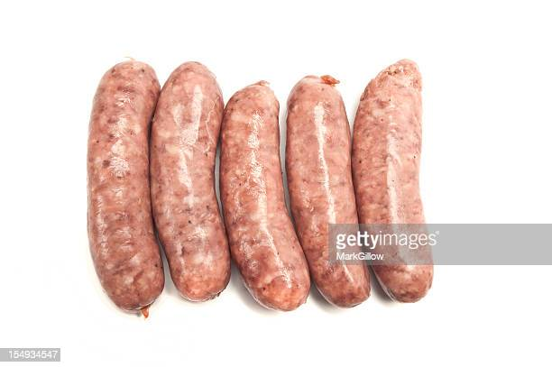 sausages - sausage stock photos and pictures