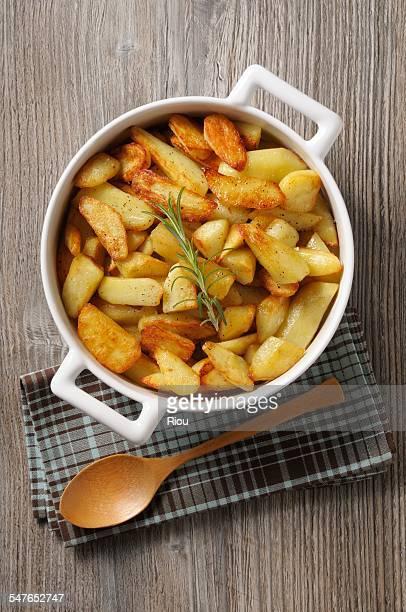 sauté patato