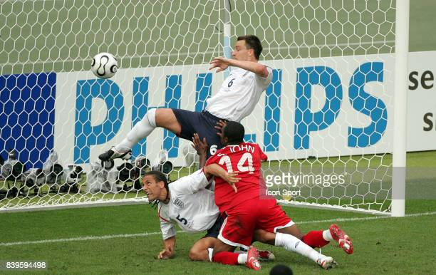 Sauvetage de John TERRY Angleterre / Trinite et Tobago Coupe du Monde 2006