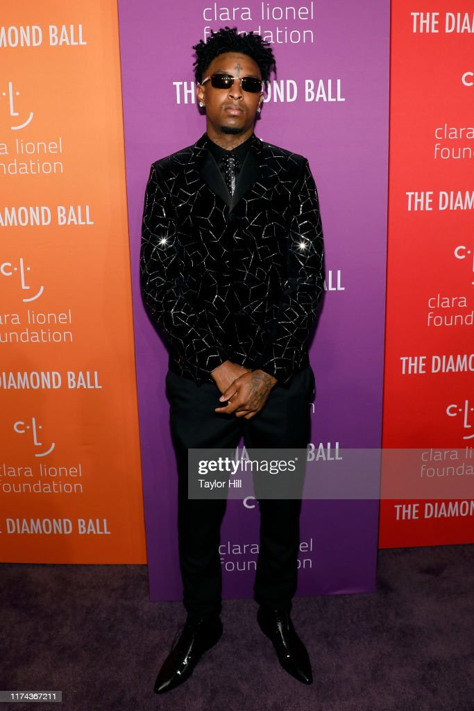 Rihanna's 5th Annual Diamond Ball : News Photo