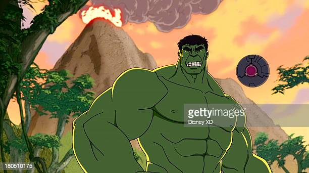S HULK AND THE AGENTS OF SMASH Savage Land ABomb is eager to prove himself to an overprotective Hulk and finds an unlikely mentor in Red but when...