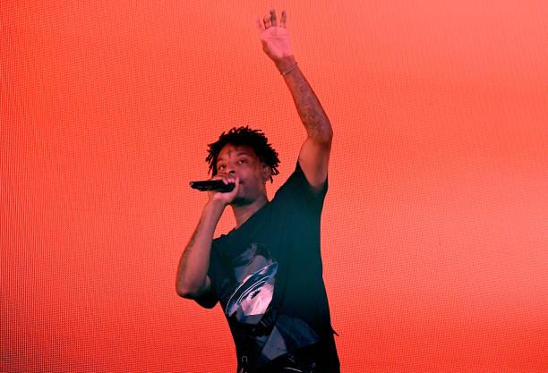 GA: 21 Savage In Concert - Atlanta, GA