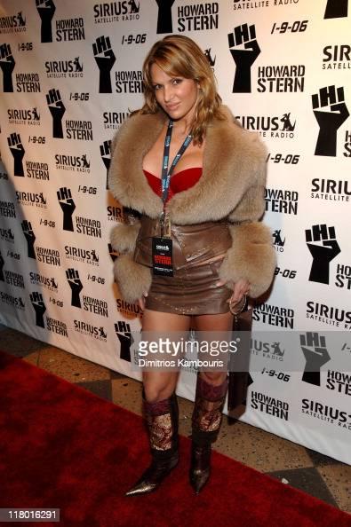 Savanna Samson Howard Stern