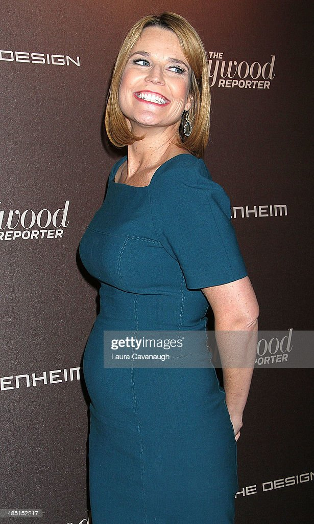 35 Most Famous Paintings Of All Times: Savannah Guthrie Attends The Hollywood Reporter 35 Most