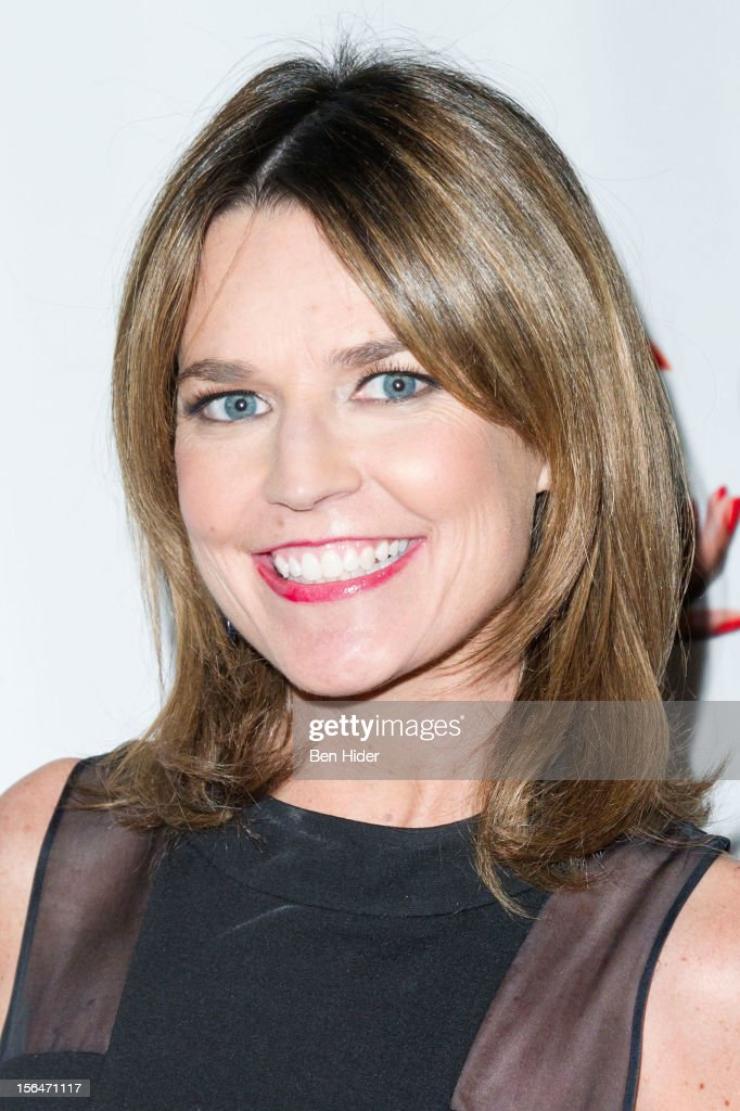 Savannah Guthrie attends the 'Scandalous' Broadway Opening Night at Neil Simon Theatre on November 15, 2012 in New York City.