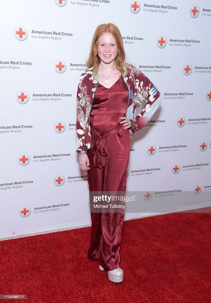 Red Cross Los Angeles Hosts 3rd Annual Humanitarian Awards : News Photo