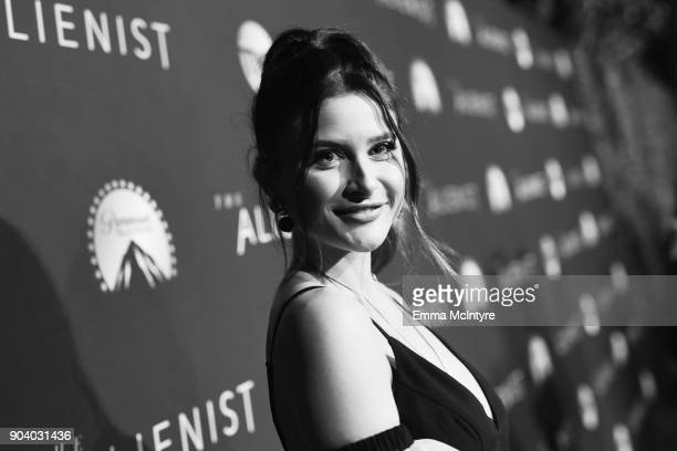 Savannah Outen attends The Alienist LA Premiere Event at Paramount Studios on January 11 2018 in Hollywood California 26144_017