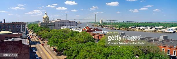 'Savannah River, Savannah, Georgia'