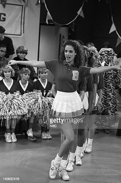 BELL 'Save That Tiger' Episode 16 Air Date Pictured Elizabeth Berkley as Jessie Spano Photo by Chris Haston/NBCU Photo Bank