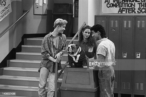 BELL 'Save That Tiger' Episode 16 Air Date Pictured MarkPaul Gosselaar as Zachary 'Zack' Morris Elizabeth Berkley as Jessie Spano Mario Lopez as AC...