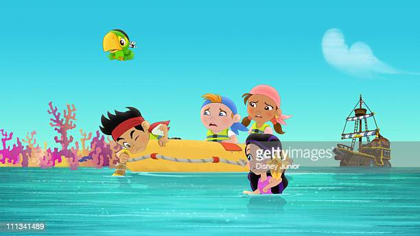 Gallo Images - Gallo Images - 111341489 - jake never land pirates save coral