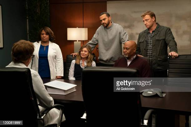 S ANATOMY Save the Last Dance for Me DeLuca can't figure out what's going on with his incurable patient Suzanne and he turns to a diagnostics genius...