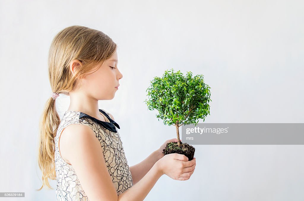 Save the nature : Stock Photo