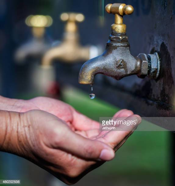 save the water - water conservation stock pictures, royalty-free photos & images