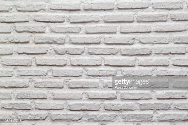 Save to Board White brick wall texture background