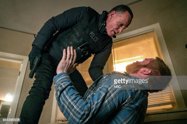 D Saved Episode 520 Pictured Jason Beghe as Hank Voight