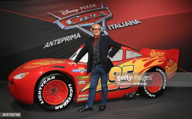 Saverio Ferragina attends Cars 3 photocall in Milan on September 11 2017 in Milan Italy