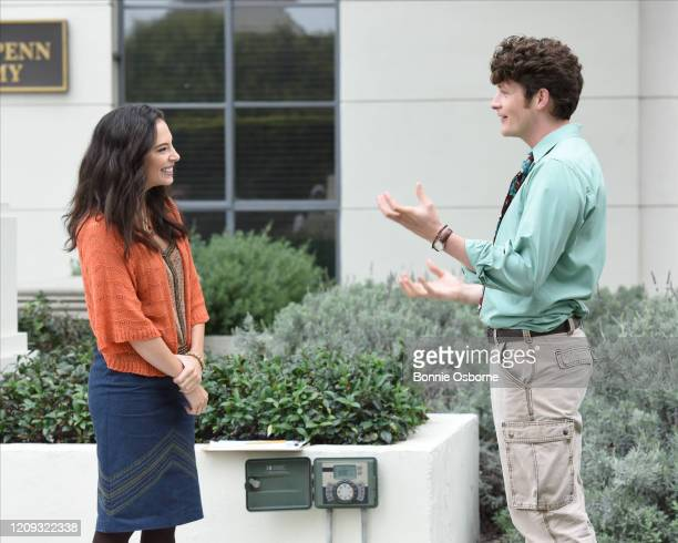 SCHOOLED CB Saves the Planet Smitten with environmental consultant Paloma who was hired to oversee William Penn's Earth Day activities CB's feelings...