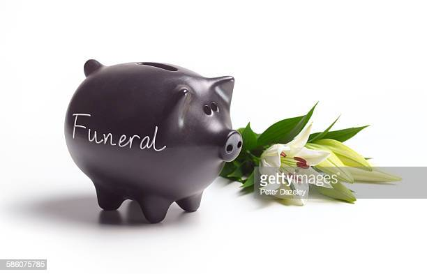 Saving for funeral