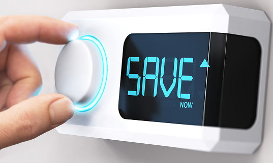 Saving Money; Decrease Energy Consumption 912425338