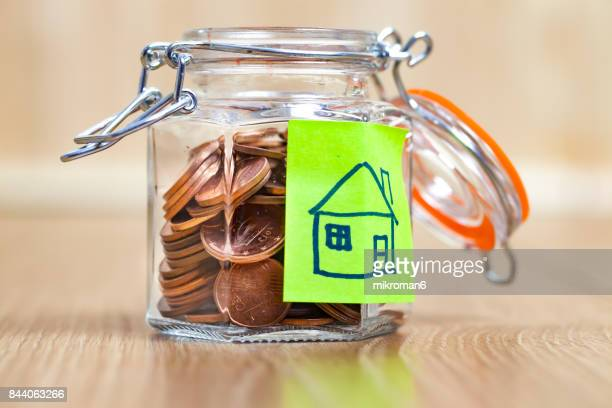 Saving money for a new home