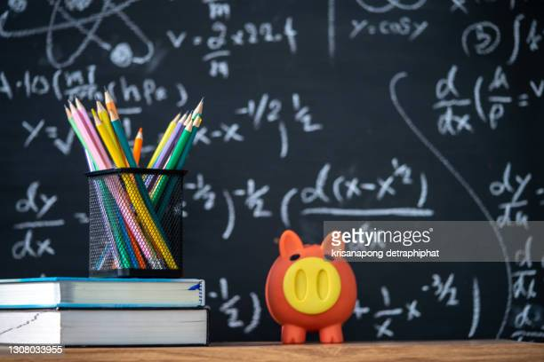 saving money for education,education concept,education - loan stock pictures, royalty-free photos & images