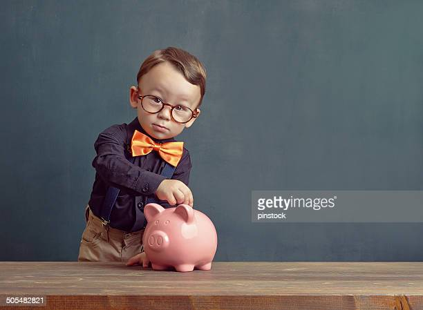 saving money - piggy bank stock photos and pictures