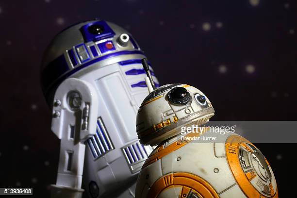 saving the galaxy - star wars stock pictures, royalty-free photos & images