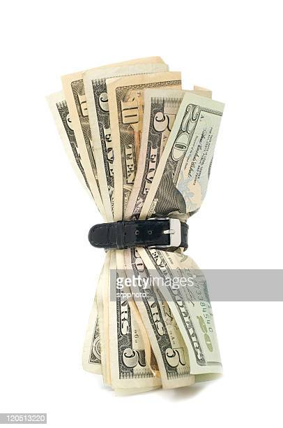 saving , tighten your belt - too small stock pictures, royalty-free photos & images