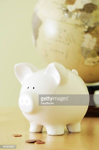 Saving to see the world