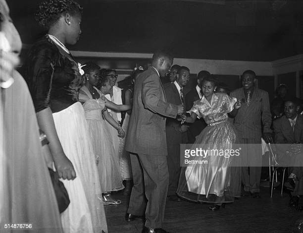 1958 Savoy BallroomHarlem Landmark Creation of number of original dance steps