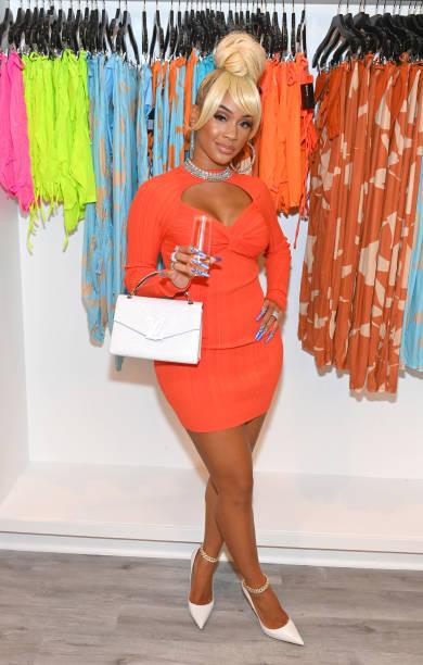 GA: Saweetie x Matte Collection Launch