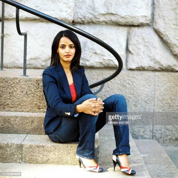 Sawsan Chebli arbeitet Grundsatzreferentin für interkulturelle Angelegenheiten in der Senatsverwaltung für Inneres und Sport